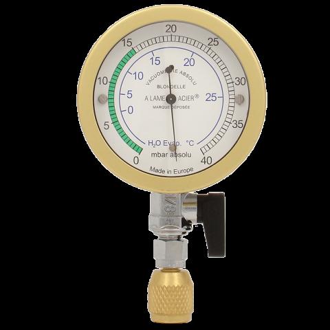 Blondelle Absolute vacuum gauge, Ø 60