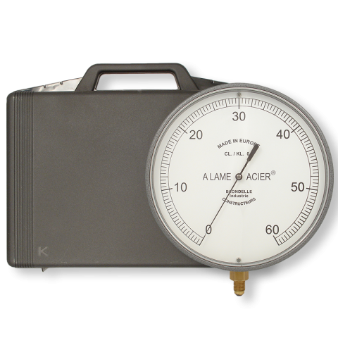 Blondelle F-GAS Calibration gauge