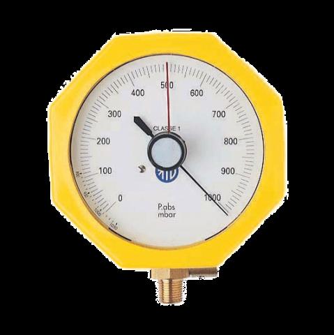 Blondelle Vacuum gauge Ø80 composite